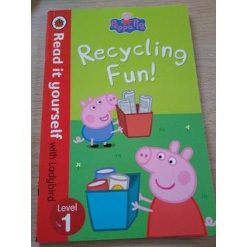Peppa Pig, Recycling Fun!, level 1