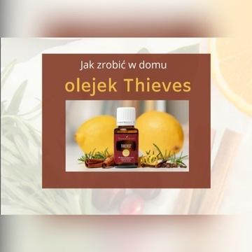 olejek Thieves - receptura wykonania + GRATIS