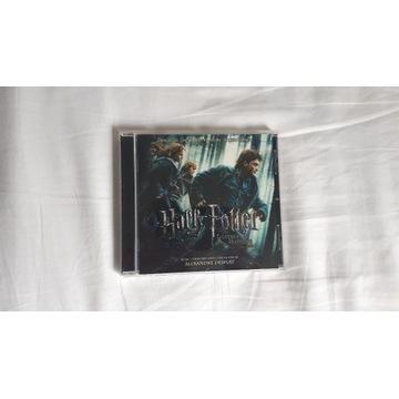 A. Desplat - Harry Potter Deathly Hallows Pt 1 CD