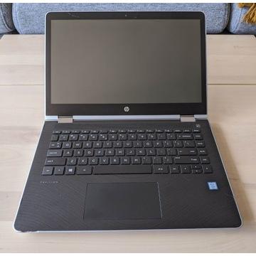 HP Pavilion 14-ba X360 i5-7200U 120GB SSD 4GB ram
