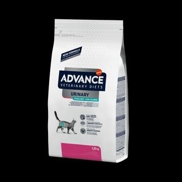ADVANCE DIET Urinary Sterilized Low Calorie 1,25kg
