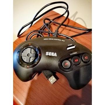 Sega Mega Drive pad do konsoli usb