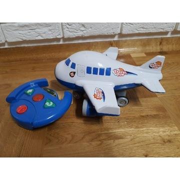 Samolot zdalnie sterowany SMYK prezent na roczek