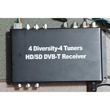 AUDIOMEDIA DT40HD najlepszy tuner TV DVB-T