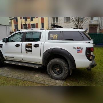 Zabudowa Type-E+ - Ford Ranger/ Raptor 2012 - 2020