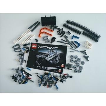 LEGO Technic 42032 Mała Ładowarka Gąsienicowa