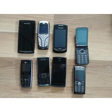 Smartfon zestaw