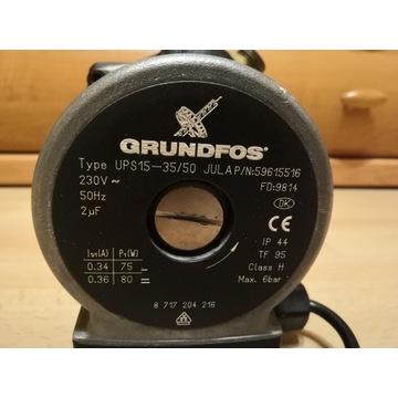 Pompa GRUNDFOS UPS15-35/50 JULA