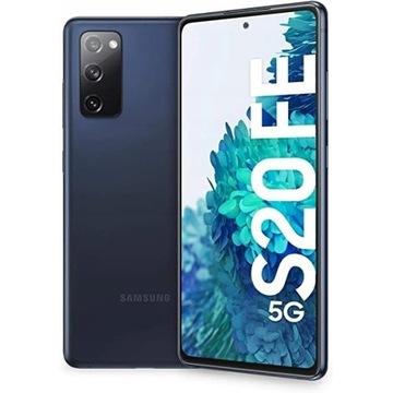 Fabrycznie nowy telefon Samsung S20FE5G Cloud Navy