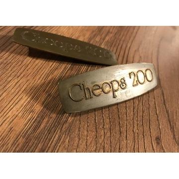 Tonsil Cheops 200 Tabliczka + Terminal