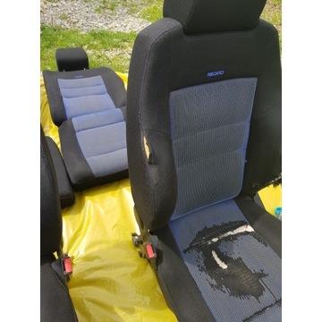 Fotele golf IV GTI Recaro