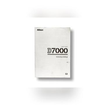 Instrukcja obsługi Nikon D7000