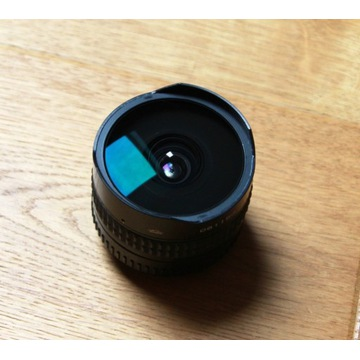Zenitar 16mm f/2.8 FishEye Canon EF fitry