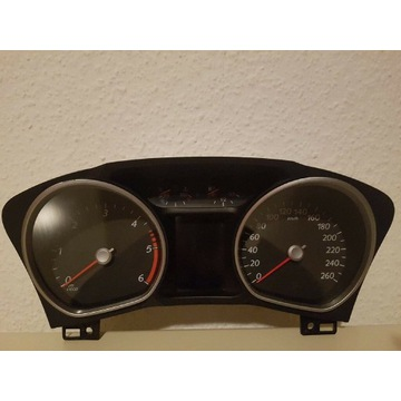 Licznik, Zegary Ford Mondeo lift MK4 2010-2015