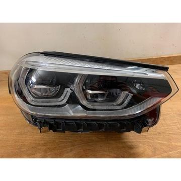OKAZJA! Lampa prawa Full Led Adatpive BMW X3/X4 G