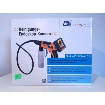 Kamera inspekcyjna Findoo ProfiClean 3.5 z dyszą