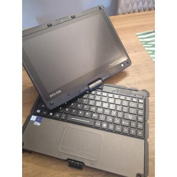 Laptop Bosh DCU 220 i5 8GB - Dotykowy Ekran