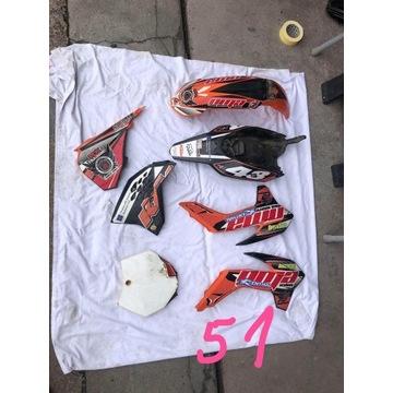 Komplet plastików KTM 65 SX