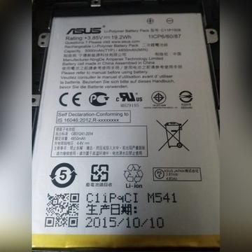 Bateria Asus ZC550KL C11P1508 5K mah orginał!