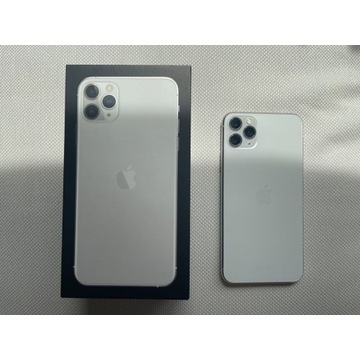 iPhone 11 Pro Max 256GB Srebrny