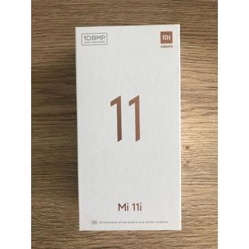 Nowy Xiaomi Mi 11i 128G szary
