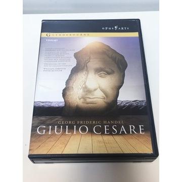 Handel GIULIO CESARE IN EGITTO 3DVD  Opera