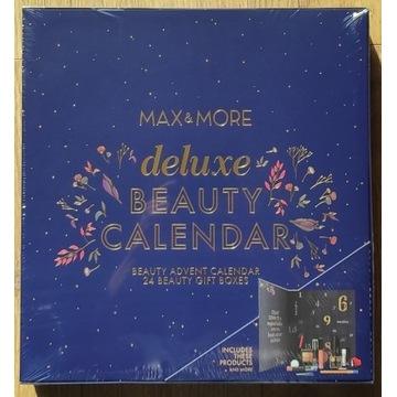 kalendarz adwentowy Beauty DELUXE, makijaż