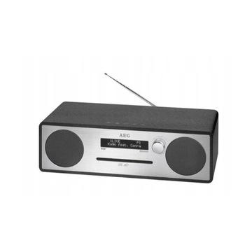 Radio-CD AEG MC 4469 DAB+ FM AUX Bluetooth CD