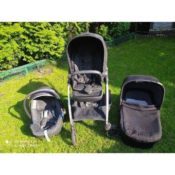Wózek dziecięcy GB Maris 2 + fotelik Cybex
