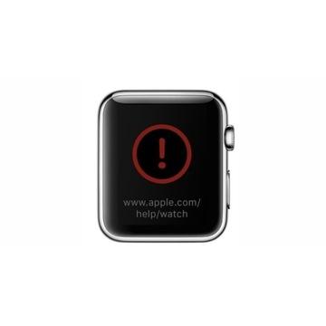 Naprawa Apple Watch i wgrywanie oprogramowania