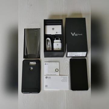 LG V30 - android 8 - JAK NOWY, gwarancja LG 12mies
