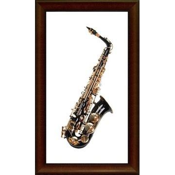 Saksofon altowy alt K.Glaser czarny M211