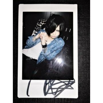 Tsuzuku / Genki Mejibray cheki z autografem