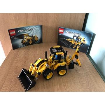 Lego Technic 42004  2w1 Koparko-ładowarka