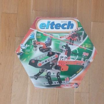 Klocki EITECH - 332 konstrukcje