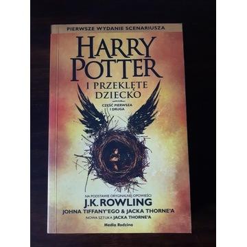 NOWA Harry Potter i Przeklęte Dziecko