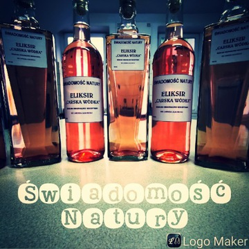 Carska wódka Eliksir żołądkowy (bez alkoholu)
