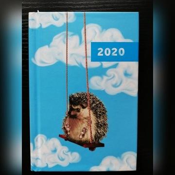 Kalendarz z jeżem 2020