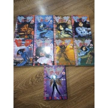 Manga Battle Angel Alita 1-9