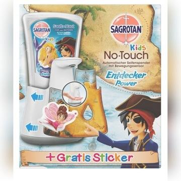 Sagrotan dozownik mydła Kids plus wkład z Niemiec