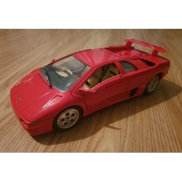 Lamborghini Diablo 1990 Bburago skala 1:18 Rarytas