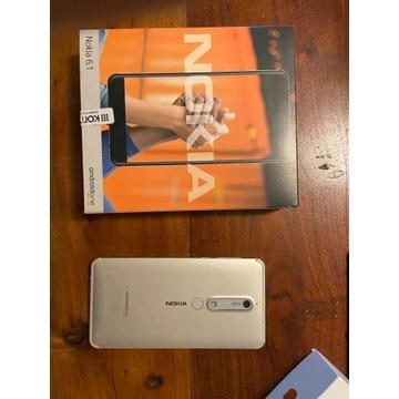 Nokia 6.1 srebrna BCM