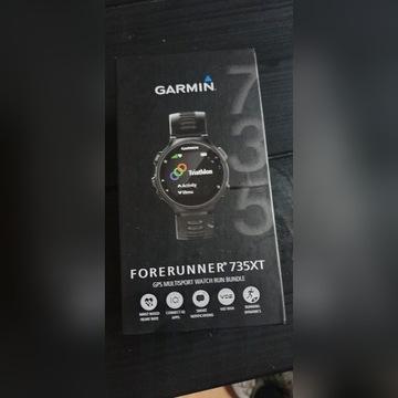 ZEGAREK SPORTOWY SMART GARMIN FORERUNNER 735XT