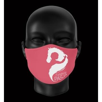 Wesprzyj Fundację Pasja - kup maskę