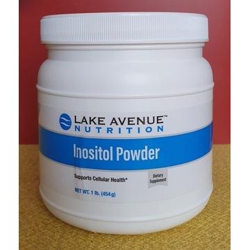 Lake Avenue Nutrition Inositol w Proszku 454g, USA