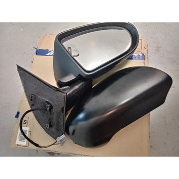 Lusterko Nissan Qashqai / prawe euro szkło / 5pin