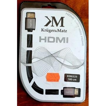 Kabel HDMI - mini HDMI