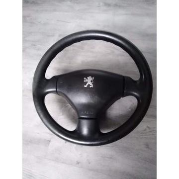 Kierownica do samochodu marki Peugot
