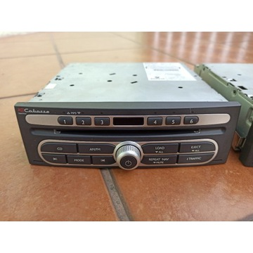 Zmieniarka radio Cabasse Renault Espace 4 IV
