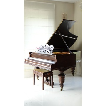 Fortepian używany J.Becker